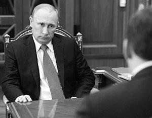 Владимир Путин поддержит того, кто сумеет завоевать доверие граждан России