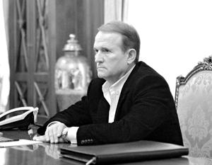 СБУ пригласила Медведчука на допрос