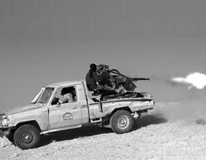Российских военных удивило, как легко «Сирийские демократические силы» прошли к Дейр-эз-Зору прямо через позиции ИГИЛ