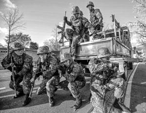 В случае «угрожаемого периода» или «военного положения», армия Южной Кореи обязана переподчиниться генералу из США