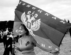 Ответственность за судьбу жителей ДНР и ЛНР Киев официально решил переложить на Москву