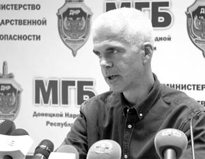 «Перешел на эту сторону, дабы вскрыть преступную деятельность правящей верхушки Украины», – сказал Лабусов