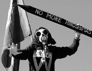 Активисты антиядерного движения вновь становятся «героями дня»