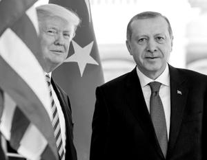 Трамп утверждает, что Эрдоган «становится другом», но на деле все не так уж безоблачно