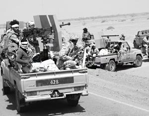 Главное преимущество хуситов перед саудовцами заключается в том, что они воюют у себя дома