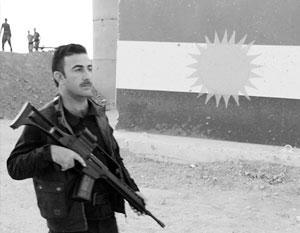 Ополченцы Курдистана замерли в шаге от войны со вчерашним союзником – армией Ирака