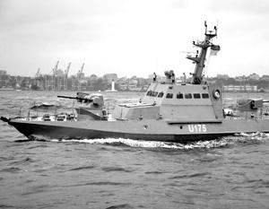 Артиллерийский катер «Аккерман» проекта «Гюрза-М» помогает Украине считать себя военно-морской державой
