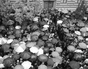 Под прикрытием «революции зонтов» американцы реализовывали схему привода к власти полностью «своей» элиты