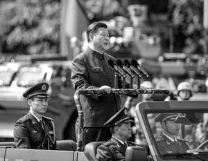 Си Цзиньпин руководит не только партией и государством, но и китайской армией