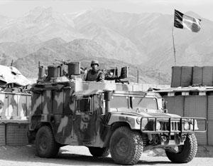 Именно с помощью таких автомобилей талибы и устроили свои последние атаки на афганскую армию