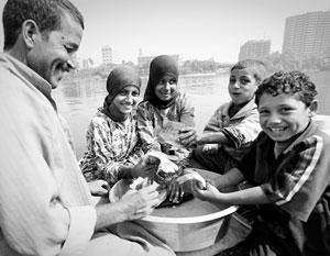 Молодежь – главное достояние Египта и одновременно главная его проблема