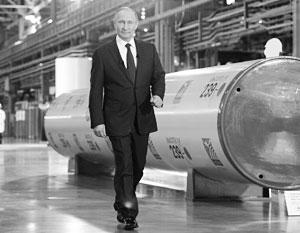 Путин встал на защиту «Северного потока – 2» от грубой политики США