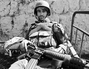 Афганская армия не хочет воевать в собственной стране