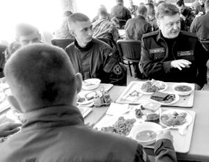 Украинским военным предложат на выбор 60 салатов