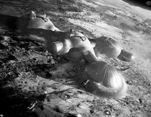 Озвучены сроки постройки российской базы на Луне