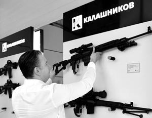 Концерн «Калашников» – давний «фигурант» санкционных списков США