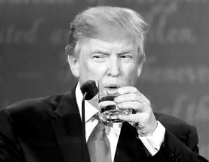 Трамп назвал причину своего отказа от табака и алкоголя