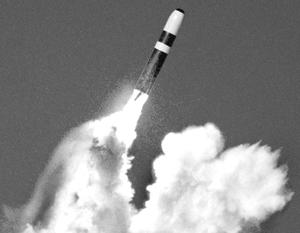 Все компоненты «ядерной триады» США находятся в адекватном состоянии, указывают эксперты (на снимке – ракета морского подводного базирования Trident II)
