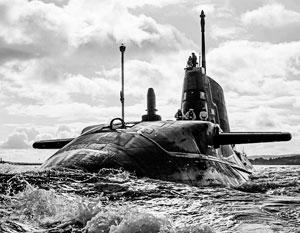 Похоже, английскую субмарину Astute («Хитрая») перехитрила российская «Варшавянка»