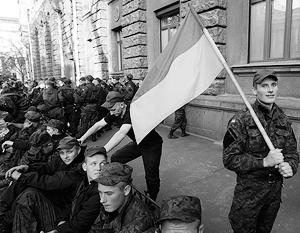 Молодые украинцы массово уклоняются от службы по призыву