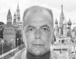 Анание Никич предпочитает не фотографироваться, и его фотоснимков имеется крайне мало. Это – один из них
