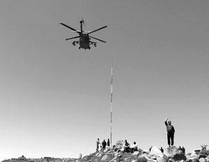 Вертолеты США вывезли главарей ИГ из сирийского Маядина