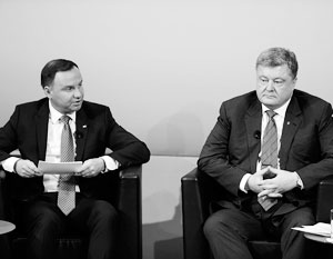 В декабре запланирован визит президента Польши на Украину, и, по словам главы польского МИДа, оптимистичных новостей для главы государства у него нет