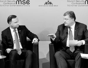Петру Порошенко придется сильно постараться, чтобы договориться с польским коллегой Анджеем Дудой