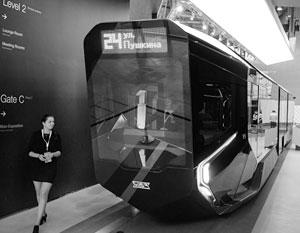 Инженер: Проект трамвая R1 создавался удобным для людей