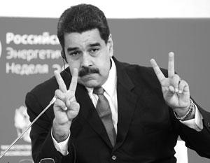 Экономика: России выгодно спасти Венесуэлу от дефолта
