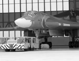 В Казани представили первый образец модернизированного Ту-160