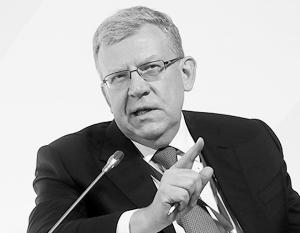 Кудрин объяснил слова о дефиците средств ПФР
