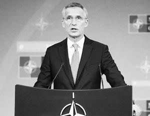 Столтенберг заявил о неготовности Украины и Грузии вступить в НАТО