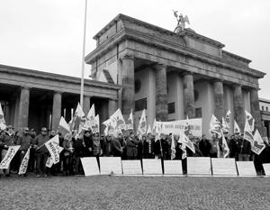 «Зеленые» отказались войти в правительство меньшинства Меркель