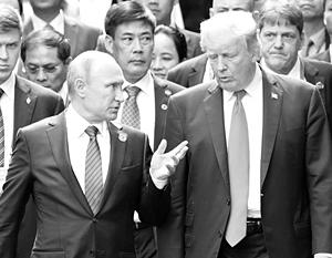 Белый дом: Путин и Трамп обсудили реализацию долгосрочного мира на Украине