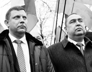 Конфликт в ЛНР подталкивает к возрождению Новороссии