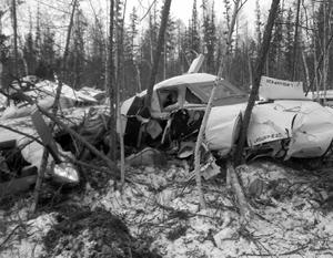 МАК назвал причину крушения L-410 в Хабаровском крае
