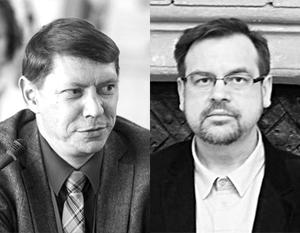 Российский историк Дмитрий Карнаухов (слева) был выслан из Польши с обвинениями в участии в «гибридной войне». Высылку польского историка Генрика Глембоцкого (справа) называют ответом Москвы