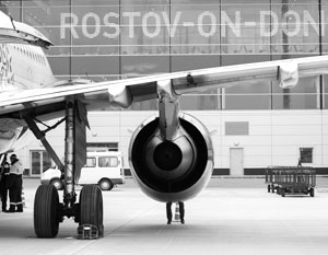 Экономика: Новейшему российскому аэропорту мешает война в Донбассе