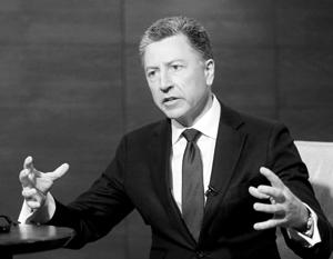 Желание Трампа – «увидеть, чтобы Украина вернула свою территорию», сообщил спецпредставитель Госдепа Курт Волкер