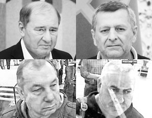Турецкие СМИ активно обсуждают версию обмена активистов меджлиса Чийгоза и Умерова (фото вверху) на россиян Анисимова и Смирнова (фото внизу)