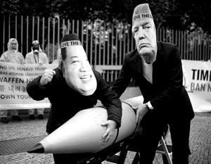 Ким Чен Ыну и Трампу придется договориться, и Олимпиада может этому поспособствовать