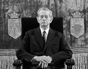 Умер бывший король Румынии