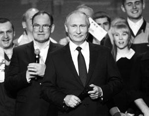 Для объявления о своем выдвижении в президенты Путин выбрал завод в Нижнем Новгороде