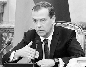 Медведев: Москва и Минск скоро подпишут соглашение о взаимном признании виз