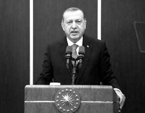 Эрдоган назвал Израиль страной-террористом