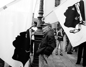 На Корсике к власти пришли сторонники отделения от Франции
