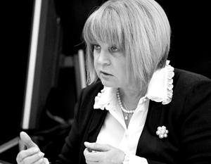Памфилова предостерегла от злоупотреблений властью на выборах