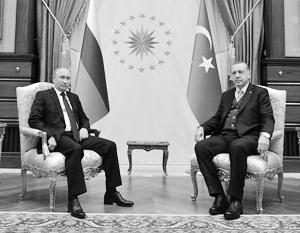 Кремль заявил о расхождении позиций Москвы и Анкары по статусу Иерусалима