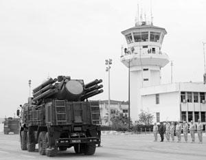 «Панцири» и С-400 решено оставить в Сирии